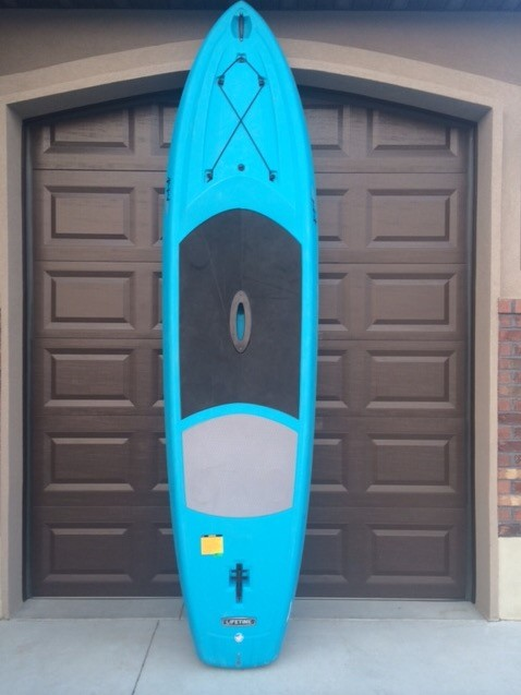 Amped Paddleboard