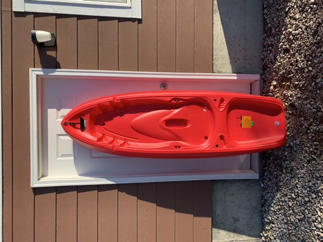 Dash Kids Kayak